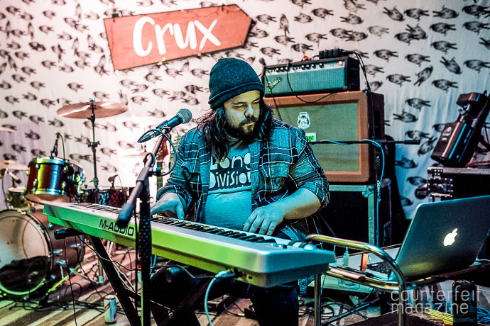 03 20170310 St Gregory Orange John Jowett | Philophobia Fundraiser: Crux, Wakefield