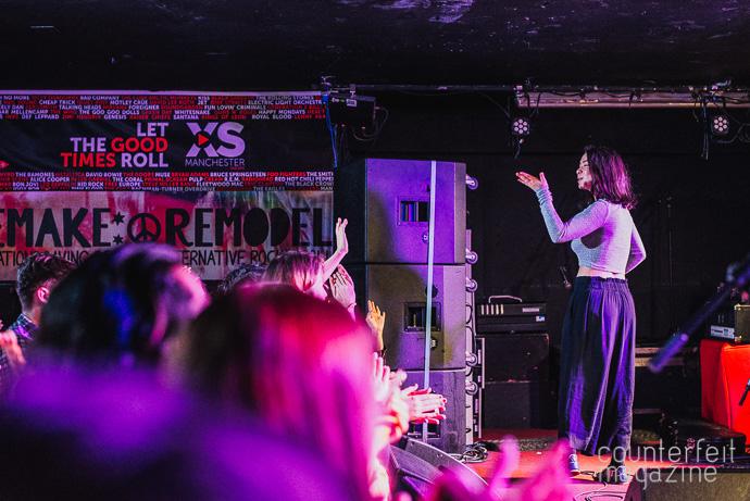 12 20170309 Mitski Aiden Wyldbore | Mitski: Ruby Lounge, Manchester