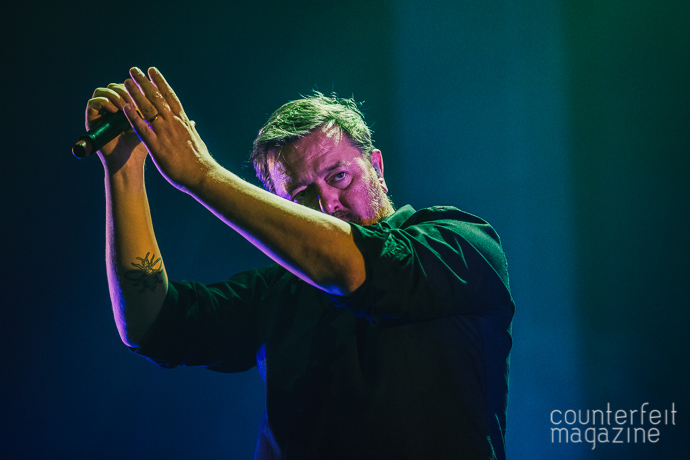 13 20170318 Elbow Andrew Twambley | Elbow: O2 Apollo, Manchester