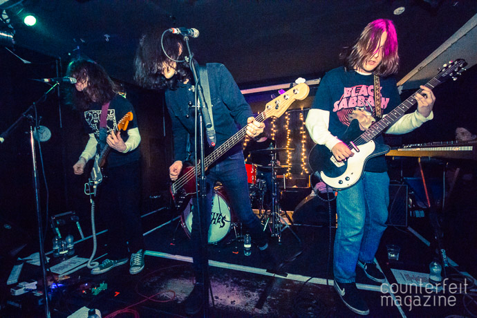 15 20170303 The Wytches    Outlines Festival (Friday): Various Venues, Sheffield