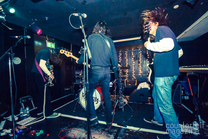 16 20170303 The Wytches    Outlines Festival (Friday): Various Venues, Sheffield