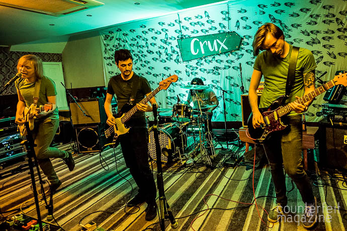 32 20170311 Take Turns John Jowett | Philophobia Fundraiser: Crux, Wakefield