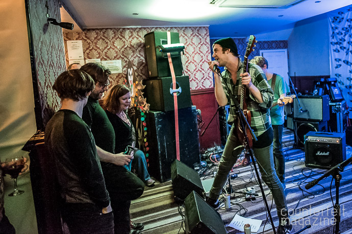 48 20170311 The Ainsley Band John Jowett | Philophobia Fundraiser: Crux, Wakefield