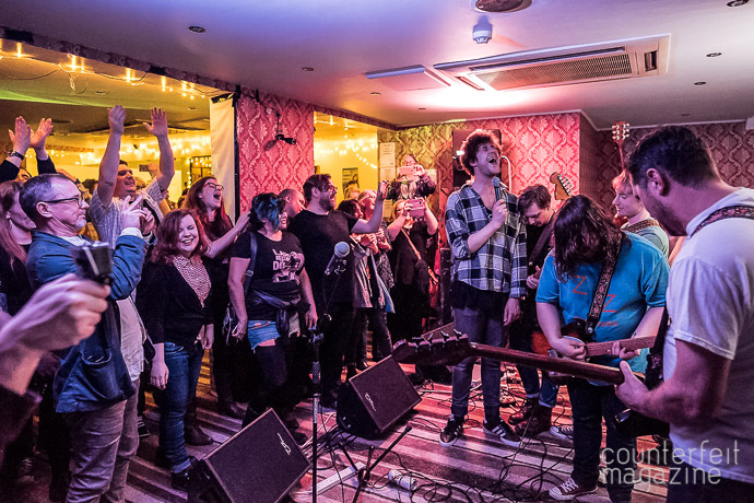 61 20170311 The Ainsley Band John Jowett | Philophobia Fundraiser: Crux, Wakefield
