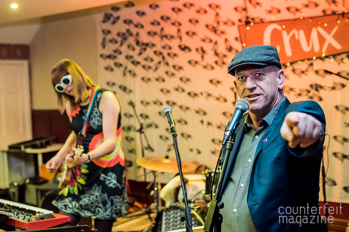 75 20170312 Ralph Dartford The Bleeding Obvious John Jowett | Philophobia Fundraiser: Crux, Wakefield