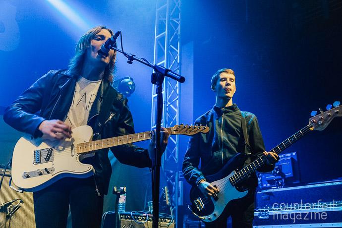 02 20170330 Rory Wynne Scott Smith | VO5 NME Awards Tour: O2 Academy, Leeds