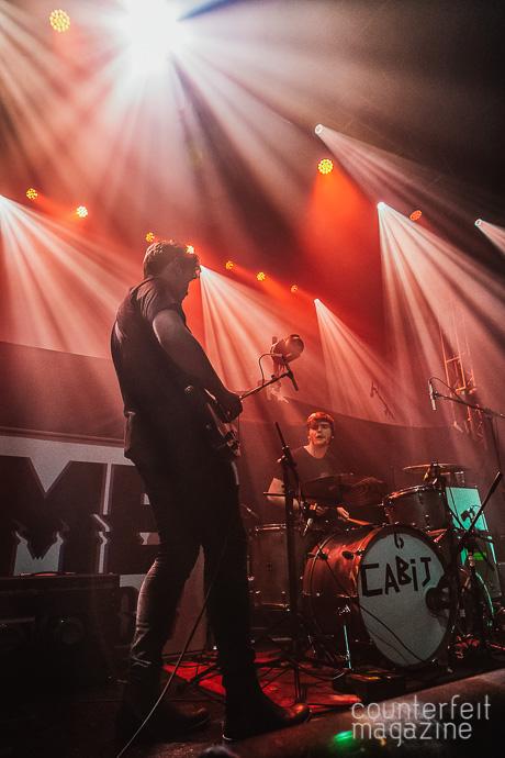03 20170330 Rory Wynne Scott Smith | VO5 NME Awards Tour: O2 Academy, Leeds