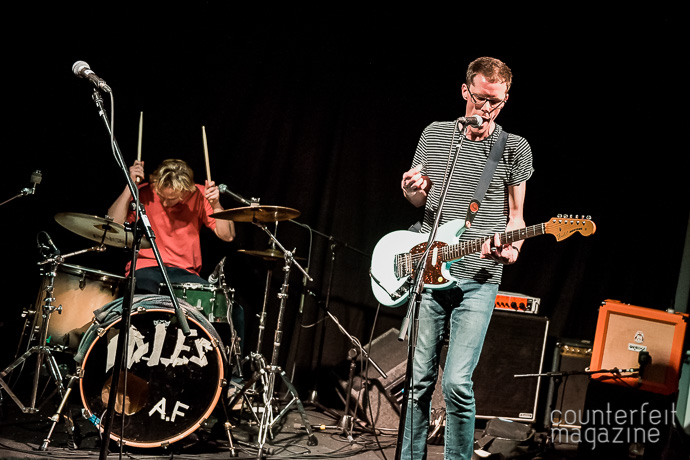 03 20170331 The Dos John Jowitt   Idles: Unity Works, Wakefield