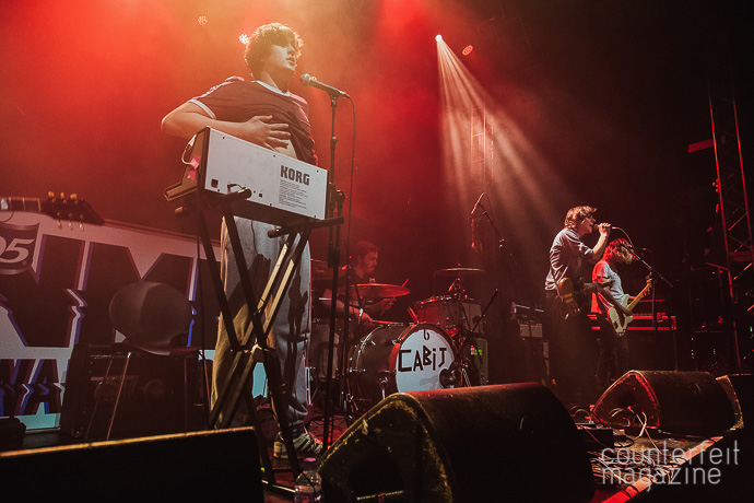 09 20170330 Cabbage Scott Smith | VO5 NME Awards Tour: O2 Academy, Leeds