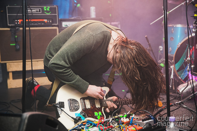 11 20170408 Tigercub Andrew Benge | Pulled Apart By Horses: Brudenell Social Club, Leeds