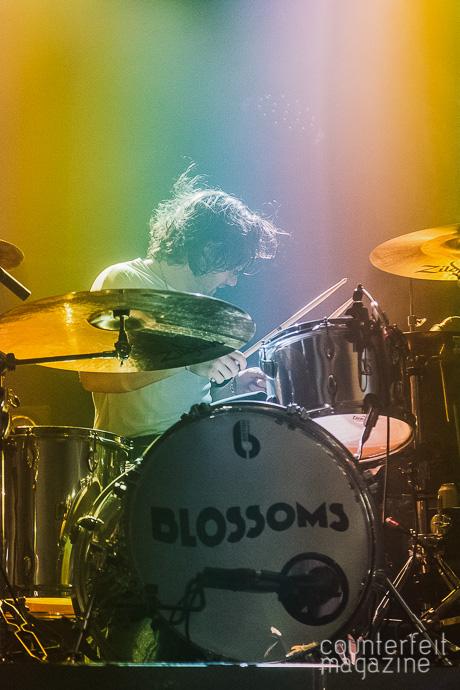 12 20170330 Blossoms Scott Smith | VO5 NME Awards Tour: O2 Academy, Leeds