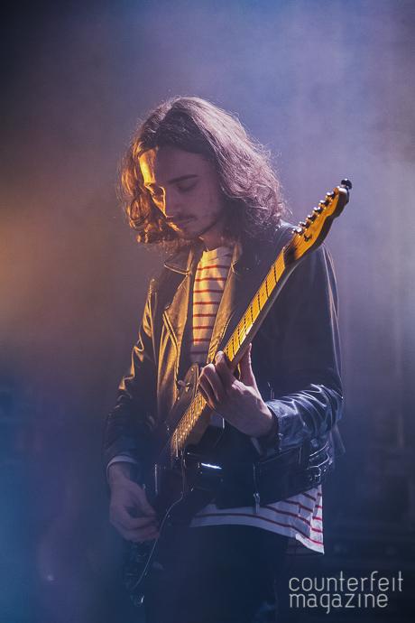 14 20170330 Blossoms Scott Smith | VO5 NME Awards Tour: O2 Academy, Leeds