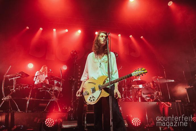 15 20170330 Blossoms Scott Smith | VO5 NME Awards Tour: O2 Academy, Leeds