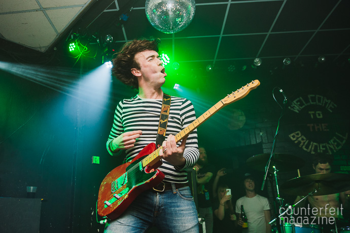 16 20170408 Pulled Apart By Horses Andrew Benge | Pulled Apart By Horses: Brudenell Social Club, Leeds