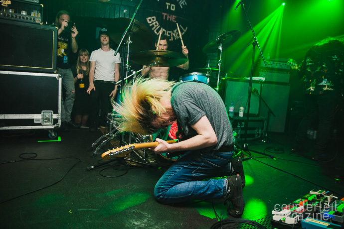 17 20170408 Pulled Apart By Horses Andrew Benge | Pulled Apart By Horses: Brudenell Social Club, Leeds