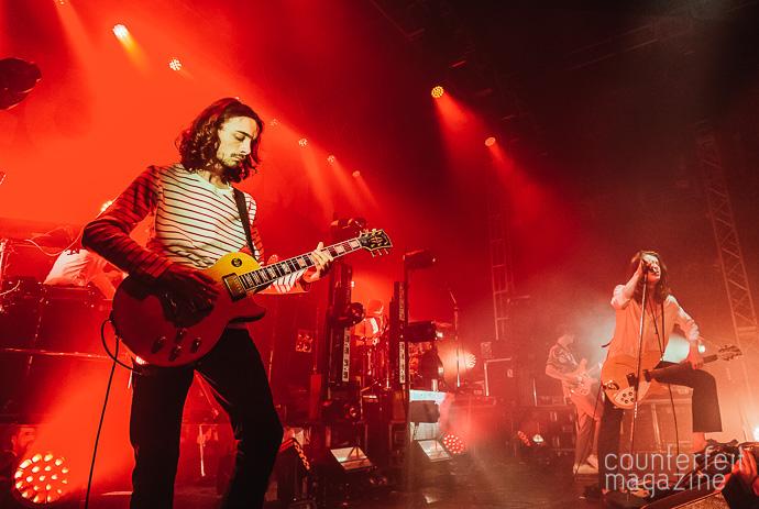 18 20170330 Blossoms Scott Smith | VO5 NME Awards Tour: O2 Academy, Leeds