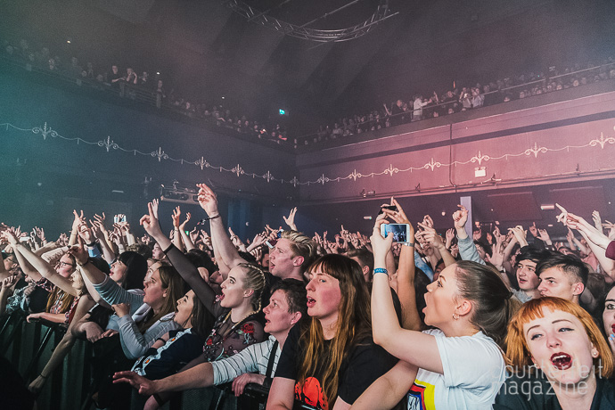 20 20170330 Blossoms Scott Smith | VO5 NME Awards Tour: O2 Academy, Leeds