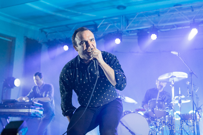 07 20170428 Future Islands Aidan Wyldbore | Future Islands: Refectory, Leeds