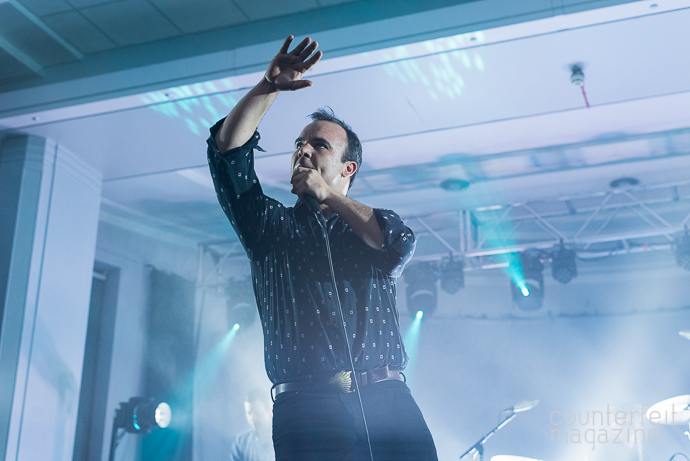 11 20170428 Future Islands Aidan Wyldbore | Future Islands: Refectory, Leeds