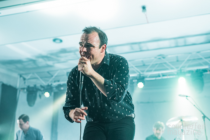 12 20170428 Future Islands Aidan Wyldbore | Future Islands: Refectory, Leeds