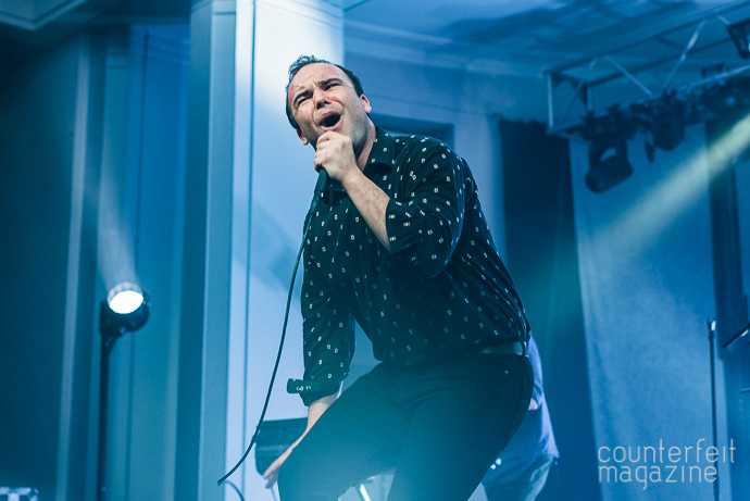 14 20170428 Future Islands Aidan Wyldbore | Future Islands: Refectory, Leeds