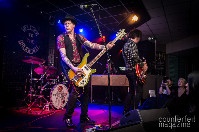 16 20170517 Jim Jones The Righteous Mind Mark Wheelright | Jim Jones & The Righteous Mind: Brudenell, Leeds