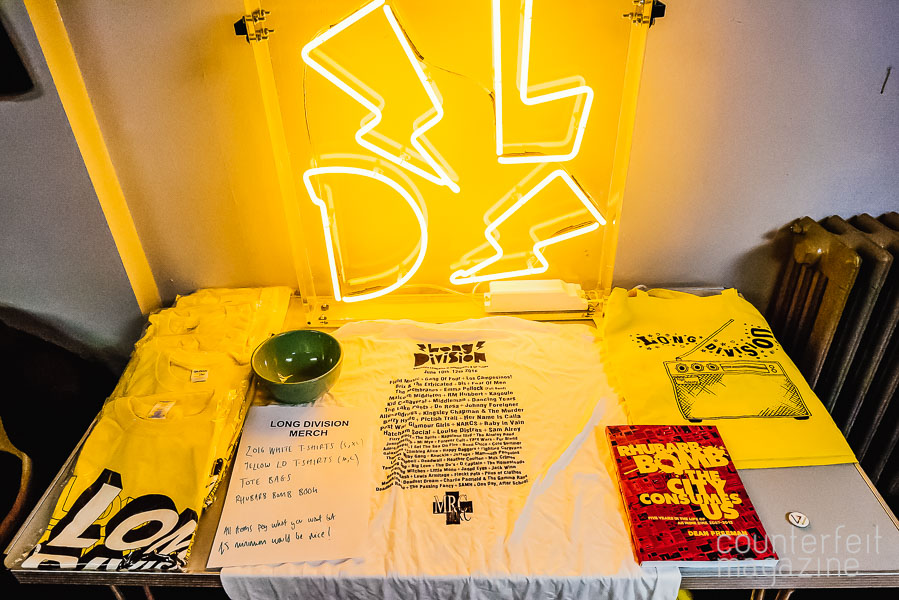 Long Division Gap Year