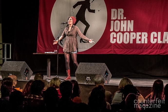 04 20170505 Victoria Garbutt John Jowitt | Dr. John Cooper Clarke: Unity Works, Wakefield