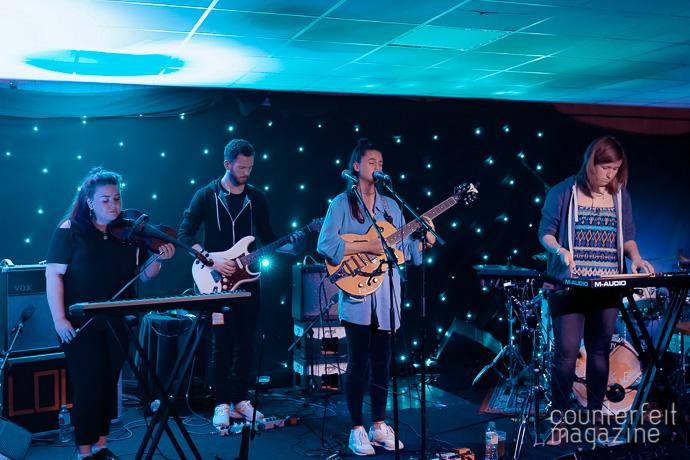 03 Luna Pines George Yonge | Peakes: Brudenell Social Club, Leeds