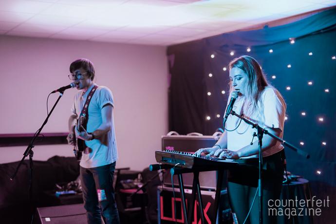 07 Loux George Yonge | Peakes: Brudenell Social Club, Leeds