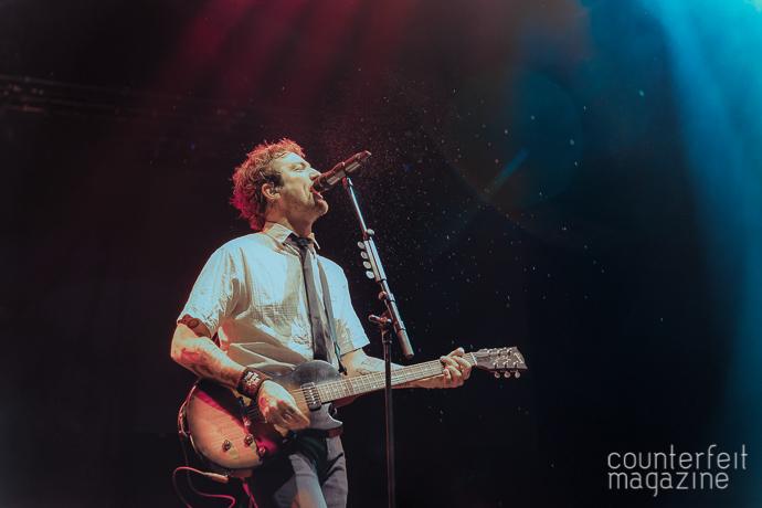 09 Frank Turner George Yonge | Blink 182: First Direct Arena, Leeds