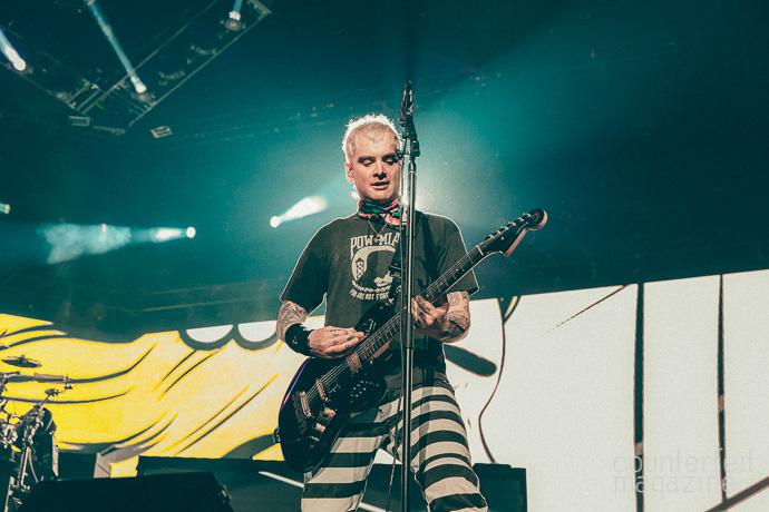 20 Blink 182 George Yonge | Blink 182: First Direct Arena, Leeds