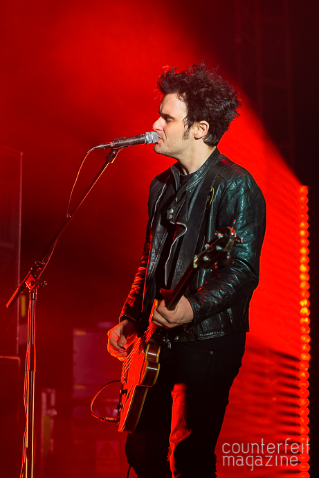 01 BRMC Richard Nicholson | Black Rebel Motorcycle Club: O2 Academy, Leeds
