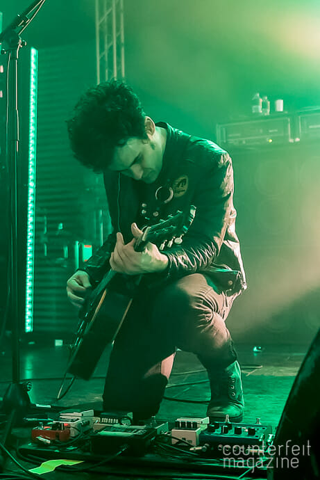 03 BRMC Richard Nicholson | Black Rebel Motorcycle Club: O2 Academy, Leeds