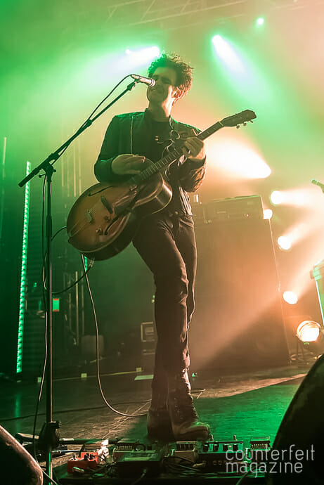 04 BRMC Richard Nicholson | Black Rebel Motorcycle Club: O2 Academy, Leeds