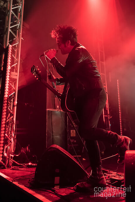 05 BRMC Richard Nicholson | Black Rebel Motorcycle Club: O2 Academy, Leeds