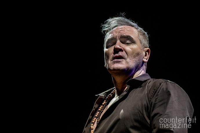 02 Morrissey Andrew Twambley | Morrissey: First Direct Arena, Leeds