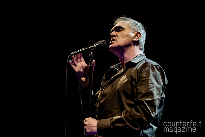 03 Morrissey Andrew Twambley | Morrissey: First Direct Arena, Leeds