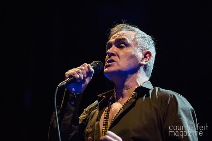 07 Morrissey Andrew Twambley | Morrissey: First Direct Arena, Leeds