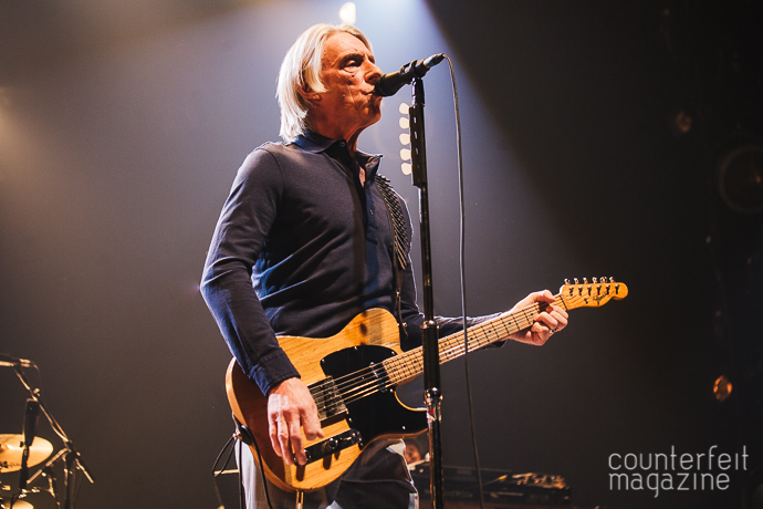 08 First Direct Arena Andrew Benge | Paul Weller: First Direct Arena, Leeds