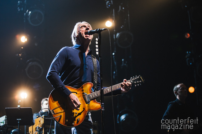 11 First Direct Arena Andrew Benge | Paul Weller: First Direct Arena, Leeds