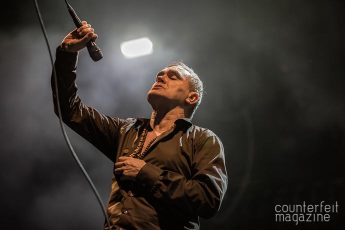 11 Morrissey Andrew Twambley | Morrissey: First Direct Arena, Leeds